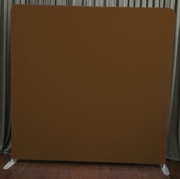Milestone Photo Booth Rental NJ Brown Backdrop Open Air Special Event Keyport New Jersey New York Pennsylvania