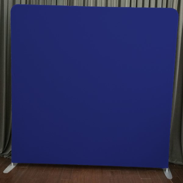 Milestone Photo Booth Rental NJ Royal Blue Backdrop Open Air Special Event Keyport New Jersey New York Pennsylvania