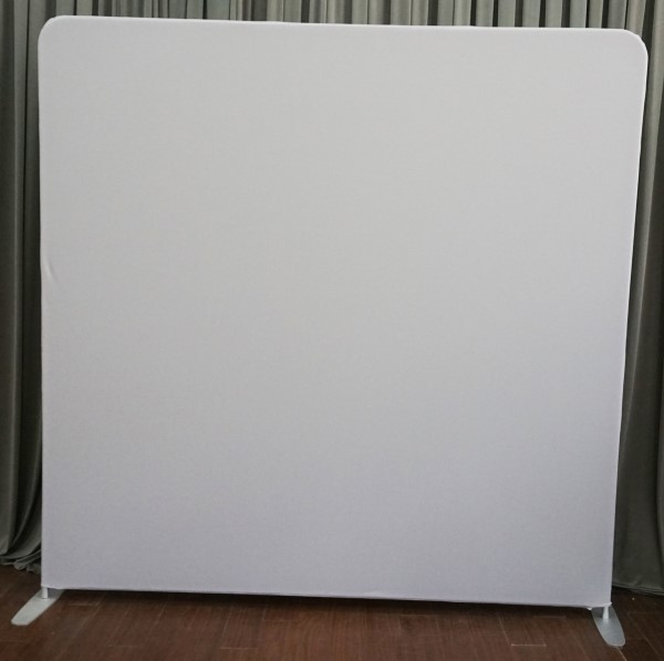 Milestone Photo Booth Rental NJ White Backdrop Open Air Special Event Keyport New Jersey New York Pennsylvania