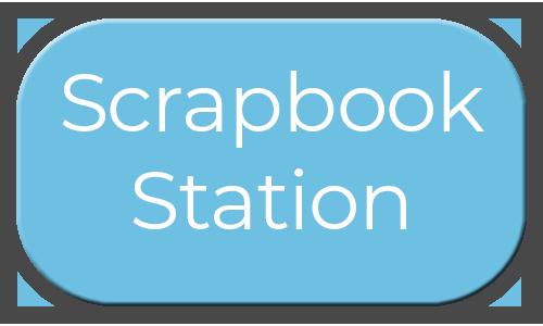 Milestone Photo Booths NJ Add On Upgrade Accessory Scrapbook Station Blue Circle Events Keyport New Jersey New York Pennsylvania