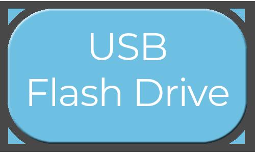 Milestone Photo Booths NJ Add On Upgrade Accessory USB Flash Drive Blue Circle Events Keyport New Jersey New York Pennsylvania