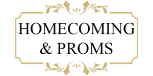 Milestone Photo Booth Homecoming and Prom Packages