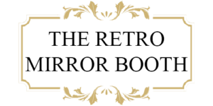 Milestone Photo Booth Magic Retro Mirror Photo Booth Packages