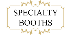 Milestone Photo Booth Specialty Novelty Booth Packages